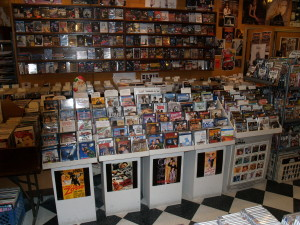Movies and Music DVDs