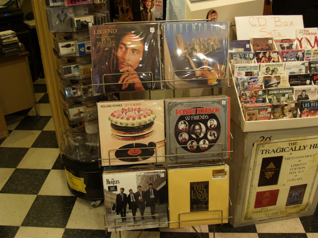 Classic Titles On Vinyl and CD